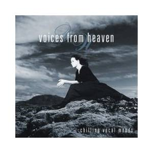 Cover - Ivoux: Voices From Heaven - Chilling Vocal Moods