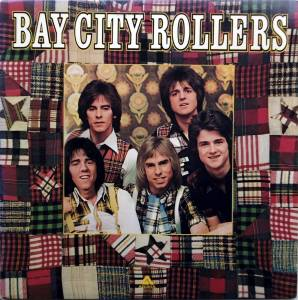 Cover - Bay City Rollers: Bay City Rollers