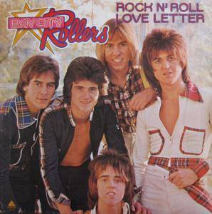 Cover - Bay City Rollers: Rock'n' Roll Love Letter