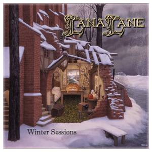 Cover - Lana Lane: Winter Sessions