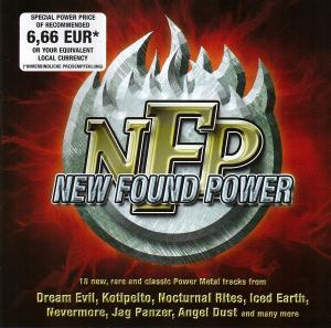 Cover - Various Artists/Sampler: New Found Power