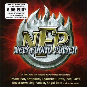 New Found Power - Cover