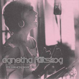 Cover - Agnetha Fältskog: My Colouring Book