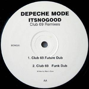 "Depeche Mode: It's No Good (Promo-12"") - Bild 2"