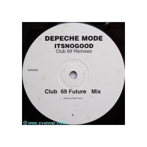 "Depeche Mode: It's No Good (Promo-12"") - Bild 1"