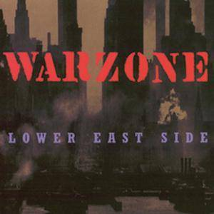 Warzone: Lower East Side - Cover