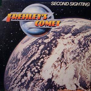 Frehley's Comet: Second Sighting - Cover