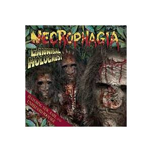 Necrophagia: Cannibal Holocaust - Cover