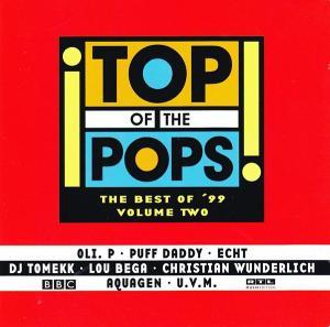 Top Of The Pops - The Best Of '99 Volume Two - Cover
