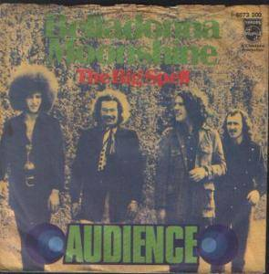 Cover - Audience: Belladonna Moonshine