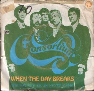 Cover - Consortium: When The Day Breaks
