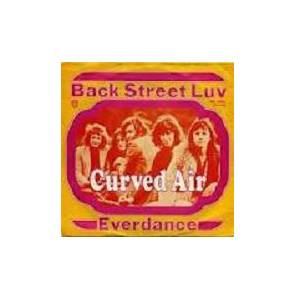 Cover - Curved Air: Back Street Luv