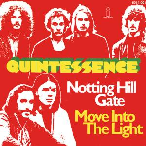 Cover - Quintessence: Notting Hill Gate