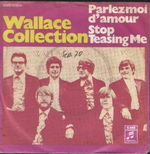 Cover - Wallace Collection: Parlez-Moi D'amour