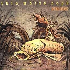 Cover - Thin White Rope: Bottom Feeders