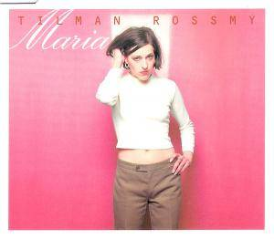 Cover - Tilman Rossmy: Maria