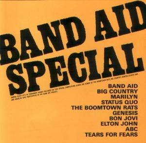 Cover - Marilyn: Band Aid Special