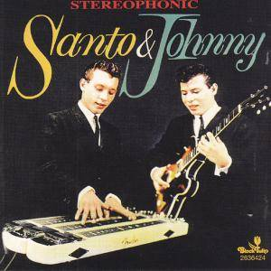 Cover - Santo & Johnny: Santo & Johnny