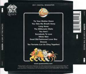 Queen: A Day At The Races (CD) - Bild 3