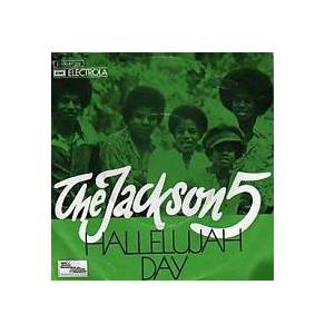 Cover - Jackson Five, The: Hallelujah Day