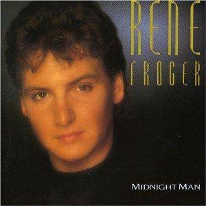 Cover - René Froger: Midnight Man