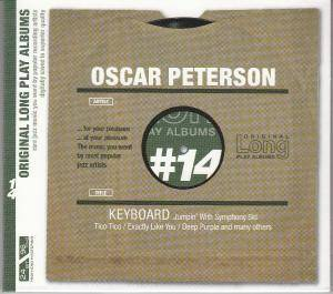 Cover - Oscar Peterson: Keyboard