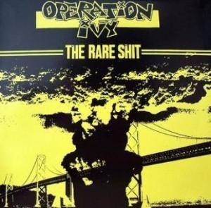 Operation Ivy: Rare Shit, The - Cover