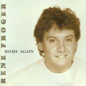 Cover - René Froger: Home Again
