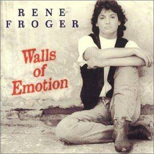 Cover - René Froger: Walls Of Emotion