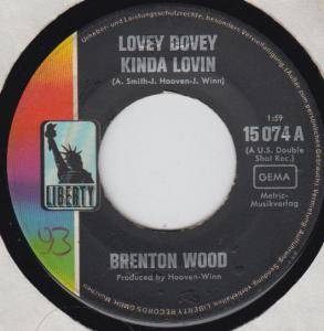 Cover - Brenton Wood: Lovey Dovey Kinda Lovin