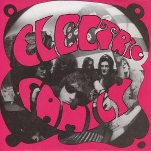 Cover - Electric Family, The: This Is The 69 EP