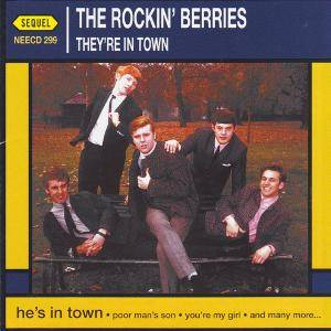 Cover - Rockin' Berries, The: They're In Town