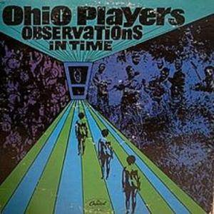 Cover - Ohio Players: Observations In Time