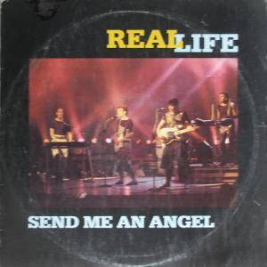 Cover - Real Life: Send Me An Angel / Catch Me I'm Falling