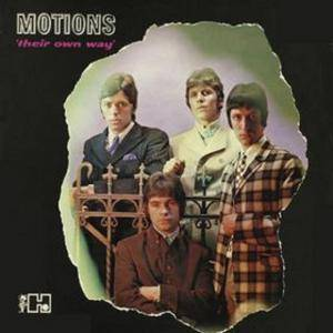 Cover - Motions, The: Their Own Way