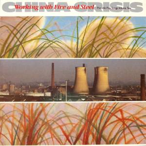 Cover - China Crisis: Working With Fire And Steel - Possible Pop Songs Volume Two
