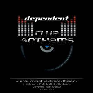 Cover - Interlace: Dependent Club Anthms