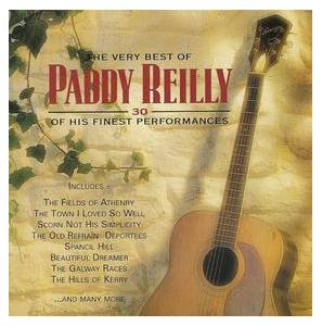 Paddy Reilly: Very Best Of Paddy Reilly: 30 Of His Finest Performances, The - Cover
