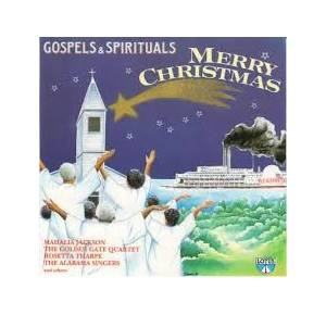 Cover - Alabama Singers, The: Gospels & Spirituals - Merry Christmas