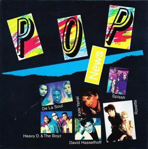 Pop News 1/92 - Cover