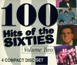 100 Hits Of The Sixties Vol. 2 - Cover