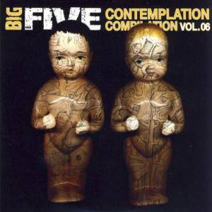 Cover - Madina Lake: Big Five #10 - Contemplation Compilation Vol. 06