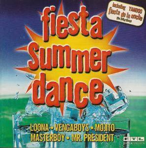Cover - Edesio: Fiesta Summer Dance