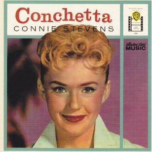 Cover - Connie Stevens: Conchetta