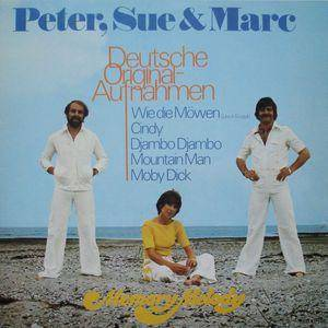 Cover - Peter, Sue & Marc: Memory Melody