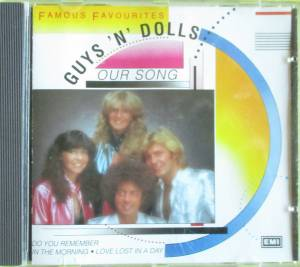 Cover - Guys 'n' Dolls: Our Song