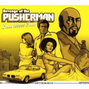 Revenge Of The Pusherman - Cover
