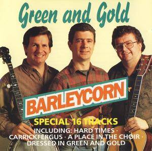 Cover - Barleycorn: Green And Gold