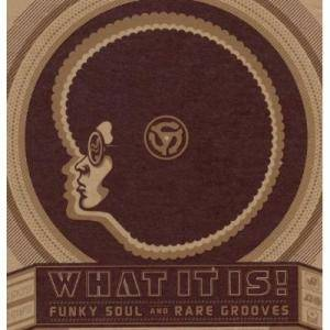 Cover - South Shore Commission: What It Is! - Funky Soul And Rare Grooves