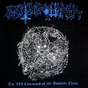 Blasphemophagher: III Command Of The Absolute Chaos, The - Cover